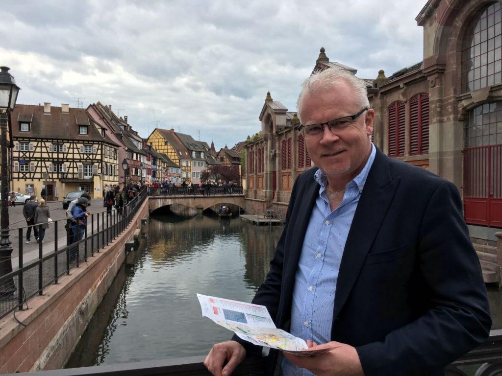 Driva bolag i kris – Christer Brovinius delar med sig av sina erfarenheter