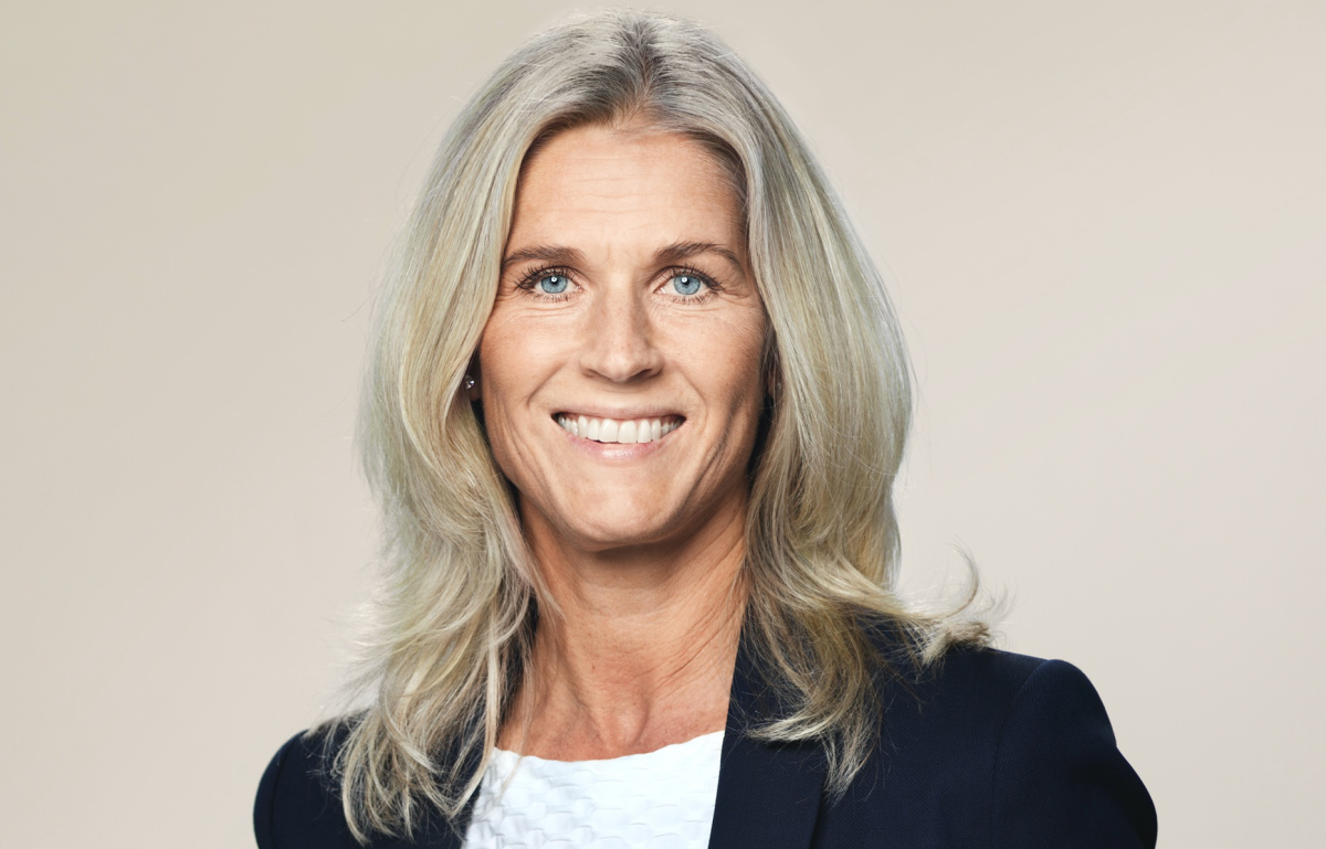 Annelie Nässén, Interim Manager