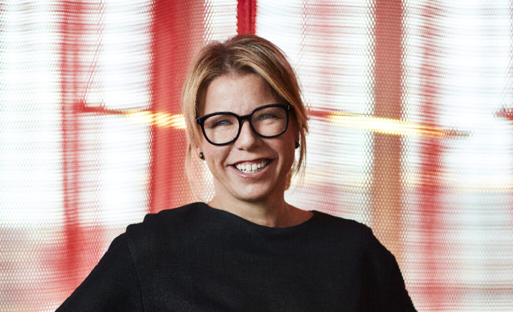 People do as you do, not as you say – Interview with Pernilla Nissler, CEO Blocket