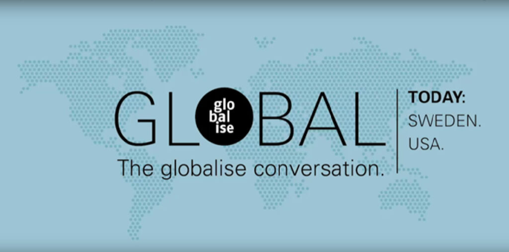 The globalise conversation – a new global discussion forum for business leaders. Video