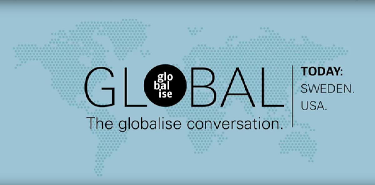 The globalise conversation – ett nytt globalt diskussionsforum för affärsledare. Video