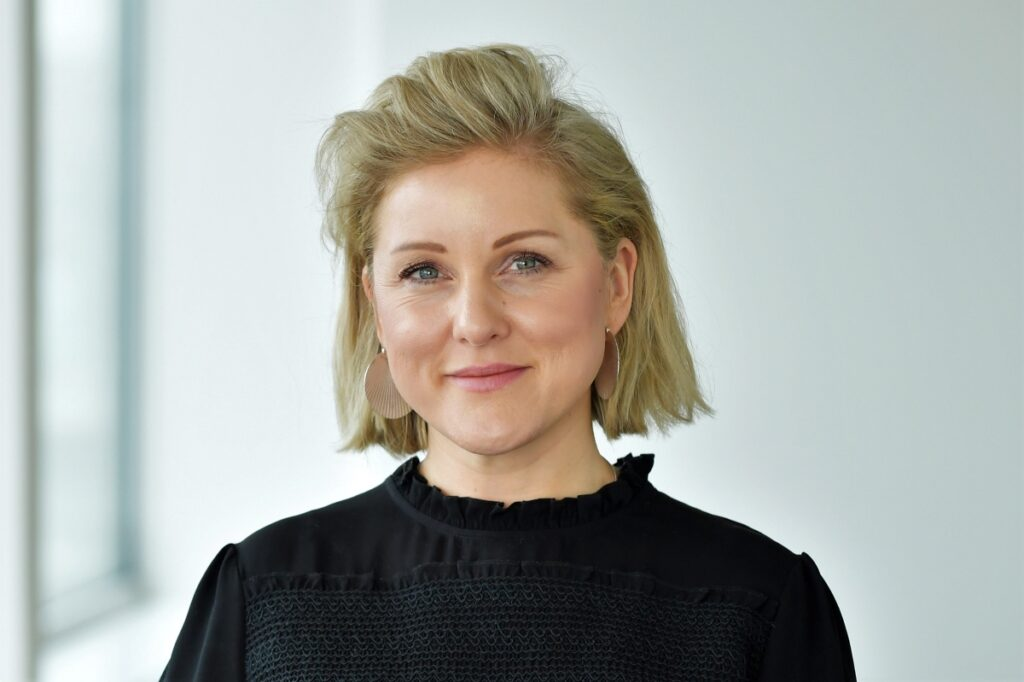 Jannike Falkman, Marketing Manager