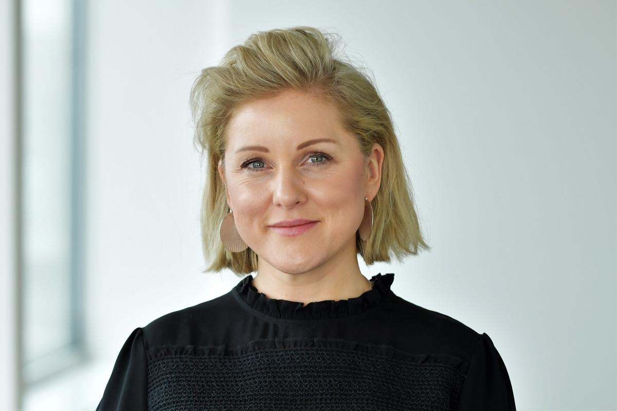 Jannike Falkman, Marketing Manager