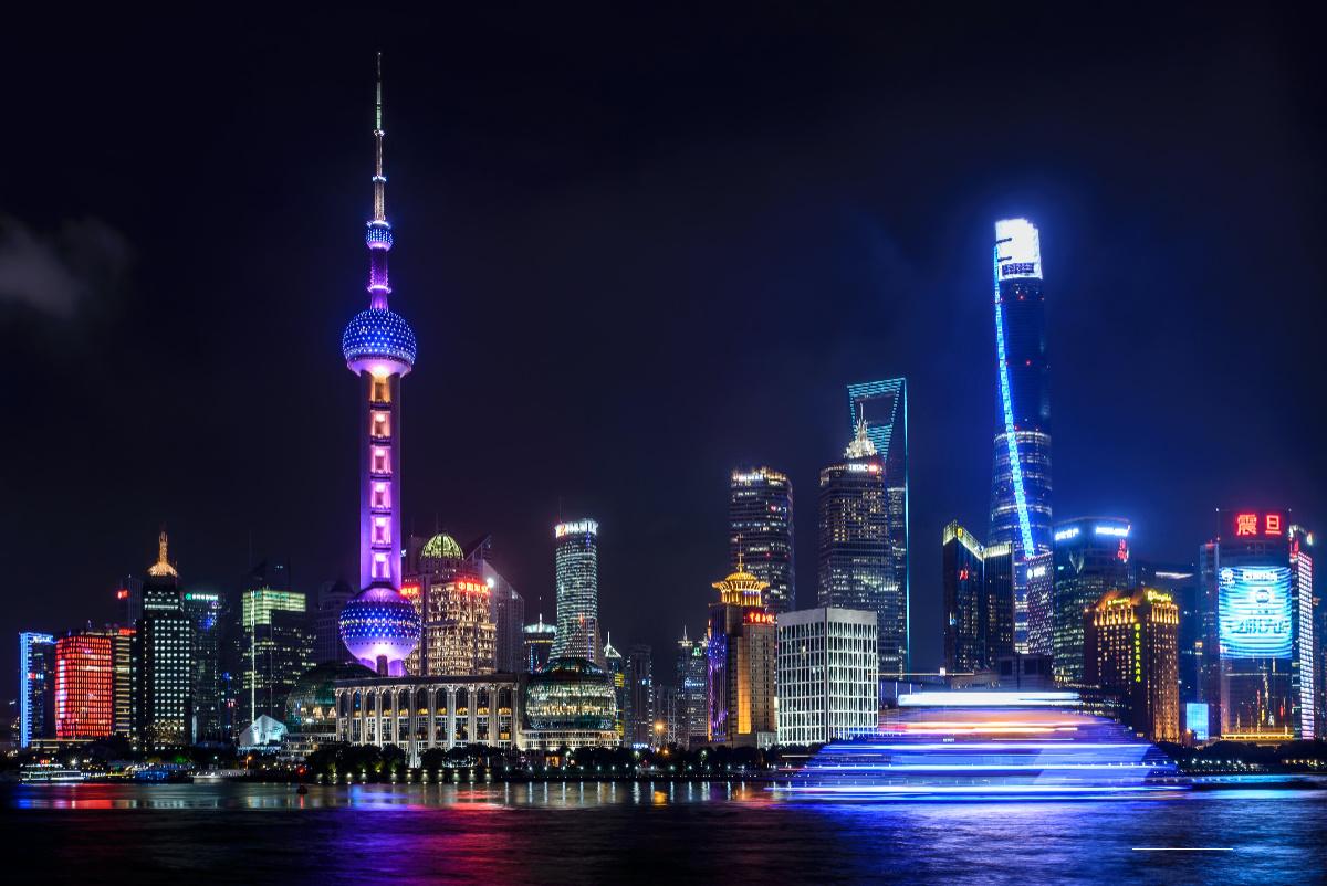Kina – Världsledande inom digitalisering