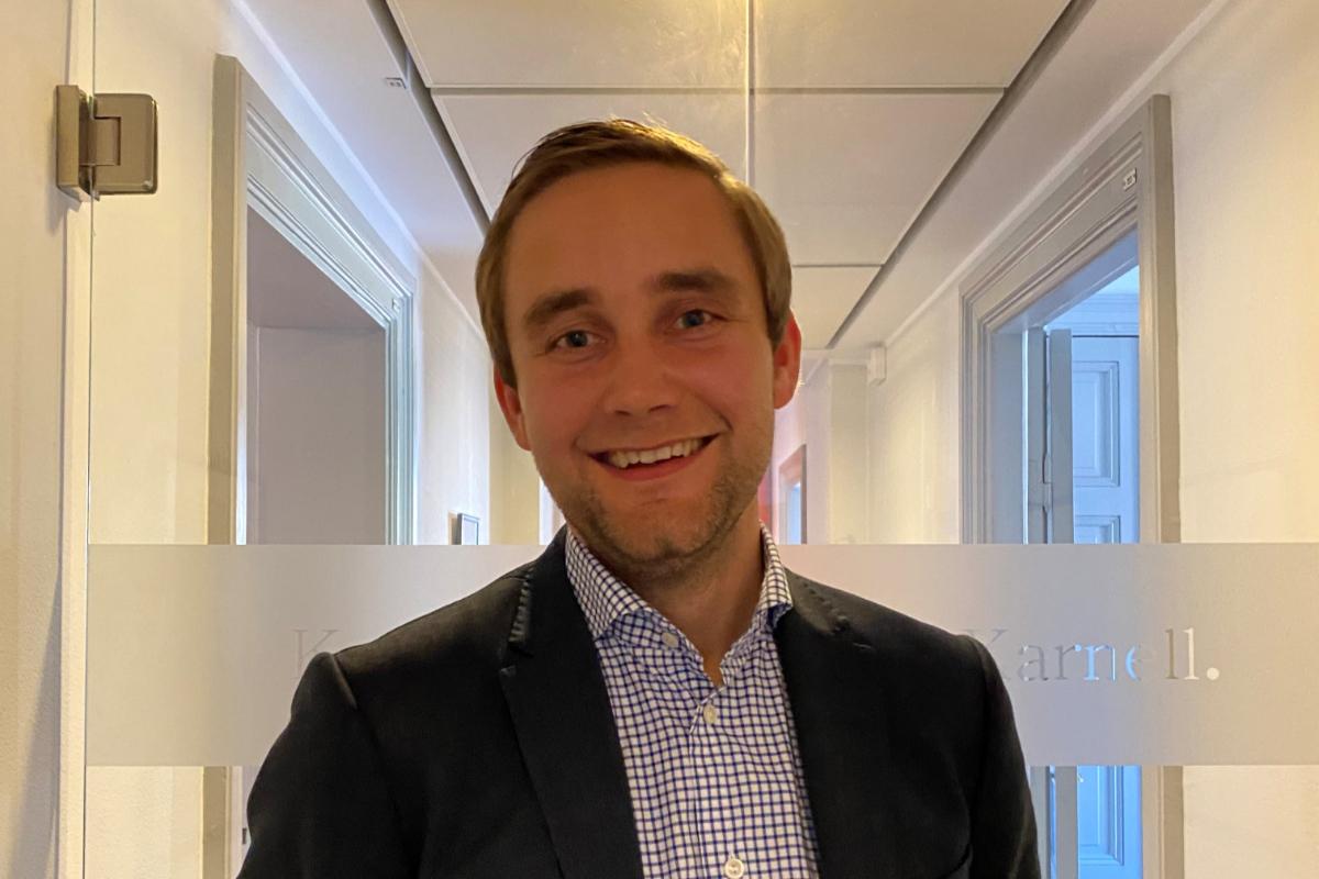 Simon Lönnvik, Karnell